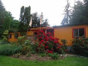 Kilung Foundation offices on Whidbey Island, Washington