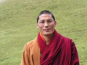 Dza Kilung Jigme Rinpoche, most recent of a line of incarnate lamas