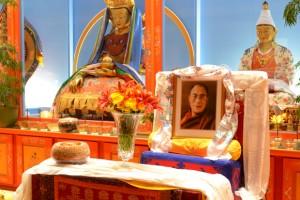 Jokhang Meditation Hall, at Maitripa College