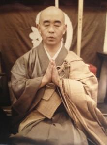 Ven. Genki Takabayashi early in his life