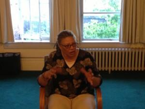 Tuere Sala teaching