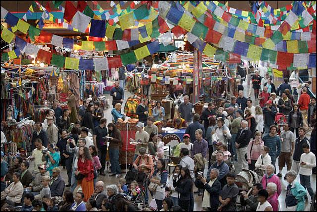 Tibet Fest Himalayan bazaar