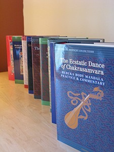 Dechen Ling Press has published some esoteric tantric texts available nowhere else in English