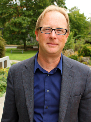 Dr. Michael Trice, assistant dean for Ecumenical and Interreligious Dialogue at the Seattle University School of Theology and Ministry, and assistant professor of theological ethics and constructive theology