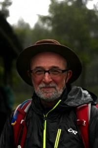Tom Kaczmarski on pilgrimage