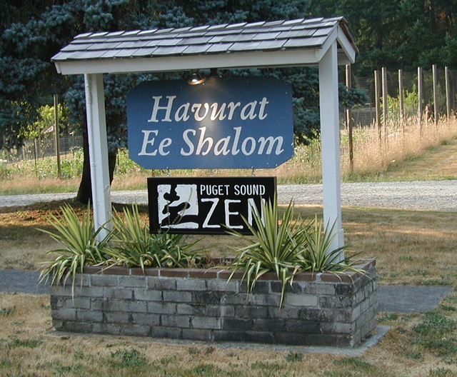 Puget Sound Zen Center and Havurat Ee Shalom are sharing a single space, and finding benefits for both of them