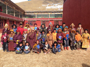 Education is precious for young people in the Tibetan highlands