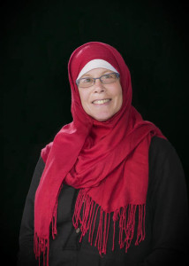 Janice Tufte, a Seattle-area Muslim active in interfaith work