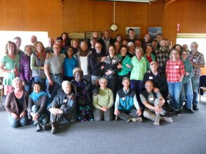 The Western Region Triratna annual Spring Sangha Retreat - The Four Preliminaries - at Camp Samish, May 2016