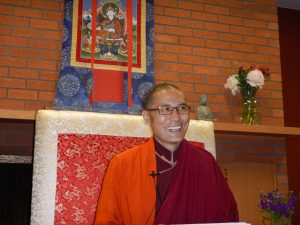 "Dza Kilung Rinpoche at Portland ""Devotion in Dzogchen"" retreat"