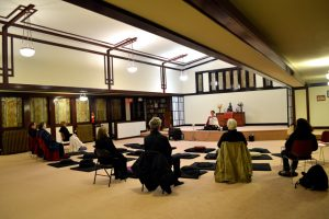 Samden Ling, a Tibetan practice group led by Jacqueline Mandell, has expanded since moving into the Portland Dhamma Center, owned by Portland Friends of the Dhamma