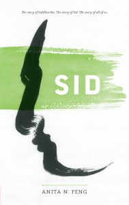 "Book jacket cover for ""Sid"