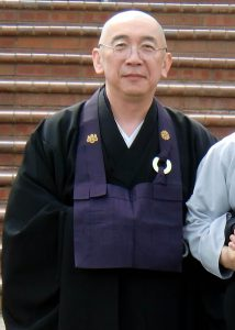 Rev. Kosho Kimpu Itagaki is abbot of Eishoji Temple and spiritual leader of the Northwest Zen Community.