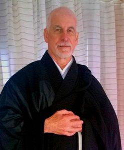 Kakuzen Carl Mountain is a novice Zen priest, and operating director of the Northwest Zen Community