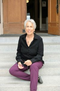 Nelly Kaufer, lead teacher and founder of Pine Street Sangha.