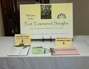 Volunteers, who keep the Port Townsend activities alive, are always needed.