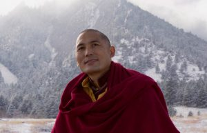 Kilung Rinpoche, who is based on Whidbey Island near Seattle, visited the Twin Rivers Unit in November.