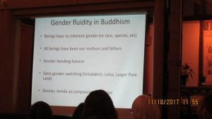 A slide from Wilson's talk.
