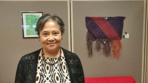 Duran combines a rigorous career as an academic, and work with the Native American community
