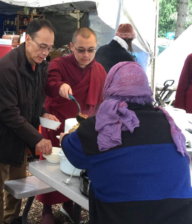 His Eminence Abhaya Sakya Rinpoche