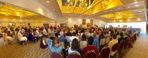 HH Dudjom Rinpoche conferring Chimed Sog Thig empowerment in Ashland, Oregon