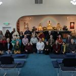 People from many regional Buddhist groups came together for the  opening convocation of the November Celebrating the Sangha event