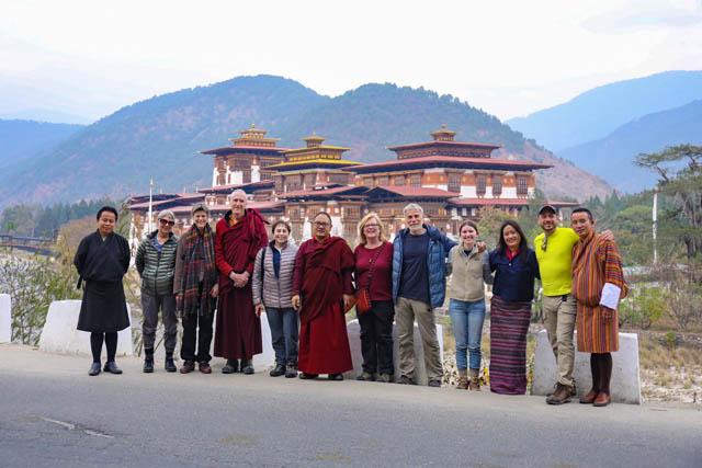 Bhutan Buddies in Bhutan