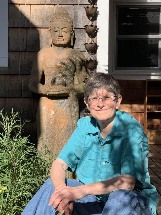 Tenzin Jesse now teaches in Seattle
