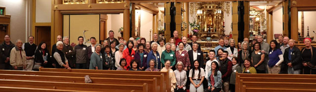 Earth Day Seminar at Seattle Betsuin Buddhist Temple, April 20, 2019