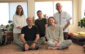 Bordeaux was strongly supported by the Seattle Friends of the Dhamma group
