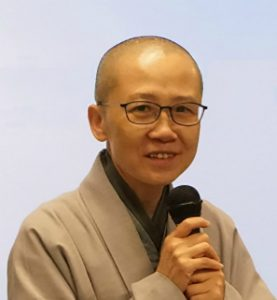 Chang Wu Fashi, abbess of Dharma Drum Vancouver, and managing director of Dharma Drum North America and Europe.
